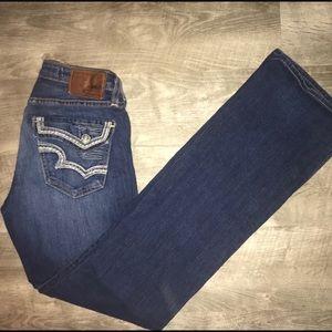 Big Star Long Jeans
